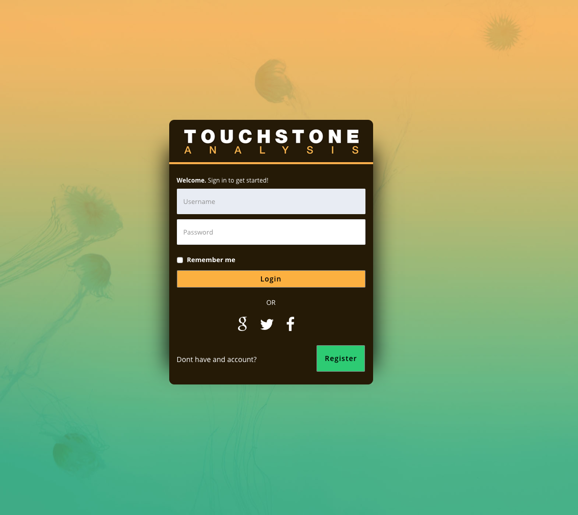 Touchstone Analysis