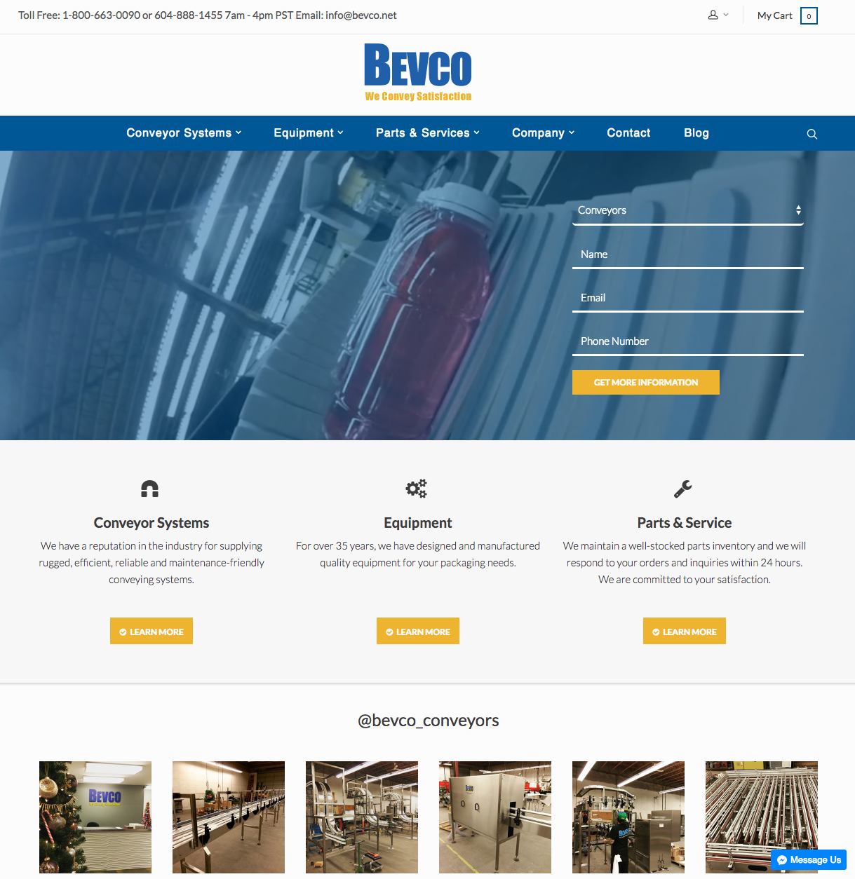 Bevco Sales International
